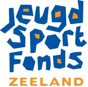 Logo Jeugdsportfonds Zeeland