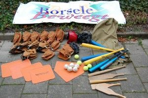 Softbal tas Borsele Beweegt