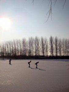 schaatsen Zwaakse Weel