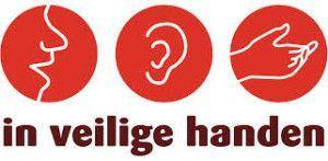In veilige handen logo